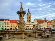 Czech Republic_South Bohemia_Cesce Budejovice Old Town