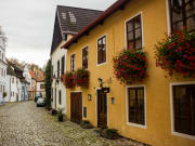 Czech Republic_South Bohemia_Cesky Krumlov Town