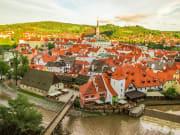 Czech Republic_South Bohemia_Cesky Krumlov Town Center