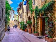 San Gimignano, Siena