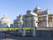 Putti Fountain Piazza dei Miracoli Pisa