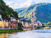 Cochem City, Moselle River, Germany