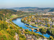 Tier City, Moselle River, Germany
