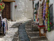 Streets of Alpujarra Granada