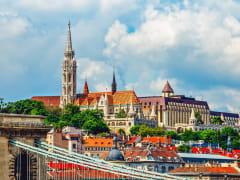 Austria Vienna Budapest