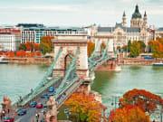 Vienna Budapest chain bridge