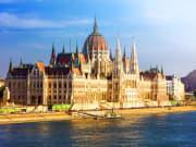 Vienna Austria Parliament building
