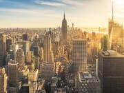 USA_New York_Manhattan Skyline