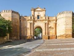 Puerta de Córdoba, Carmona, Andalusia, Spain