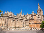 Cathedral of Saint Mary, Seville, Spain