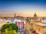 Seville, Spain, Old Quarter