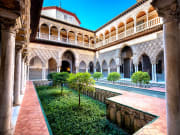 Spain, Seville, Andalusia, Real Alcazar