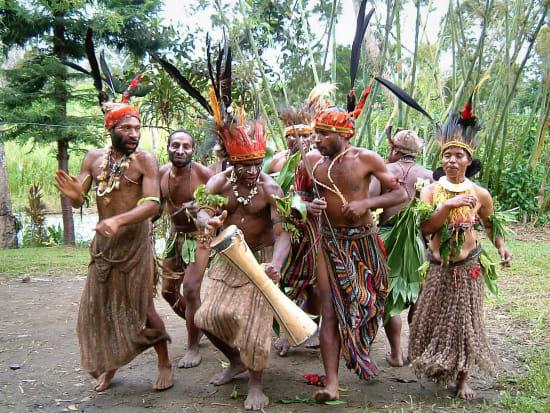 文化体験・学習 | パプアニューギニアの観光・オプショナルツアー専門 ...