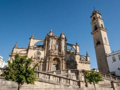Cathedral of San Salvador, Jerez, Andalusia Spain