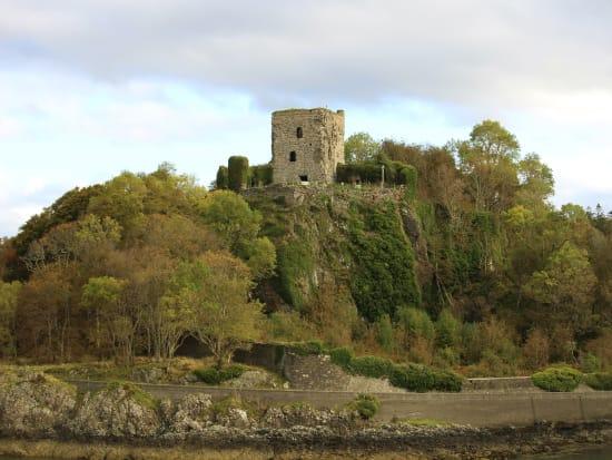 Scotland, Oban, Dunollie Castle