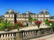 パリリュクサンブール宮殿