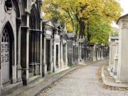 パリペールラシェーズ墓地