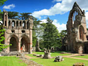 Scotland_Scottish Borders_Dryburgh Abbey