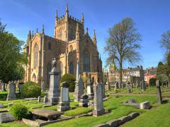 UK_Scotland_Dunfermline Abbey
