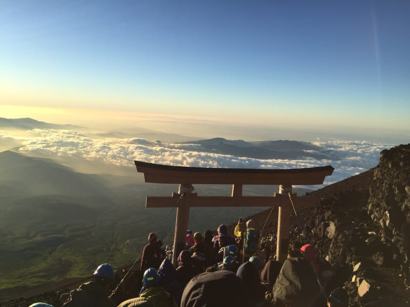 Mt Fuji 2 Day English Guided Climbing Tour From Tokyo Or Fuji 5th Station Tours Activities Fun Things To Do In Tokyo Japan Veltra