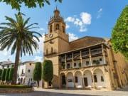 Santa Maria's Church Ronda