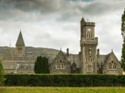 UK_Scotland_Fort Augustus Abbey_Caledonian Canal