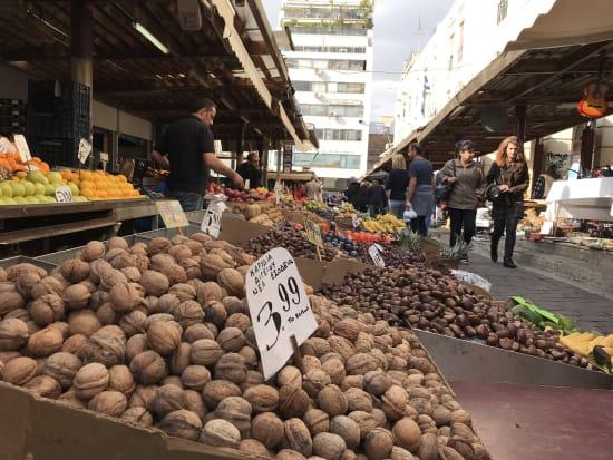 Varvakios fruit market