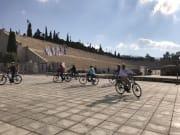 eBike leisure time at the Panathenaik stadium