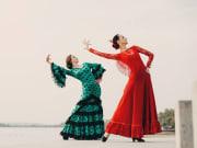 Spain, Flamenco Dancers