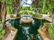 Spain, Alhambra Garden, Guided Tour