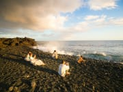New Lava Beach