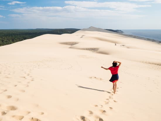 Arcachon Bay And Dune Of Pilat One Day Tour From Bordeaux