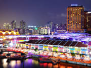 Singapore bumboat river cruise