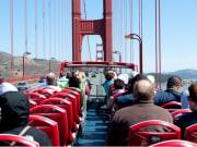 USA_San Francisco_Open-Top Bus