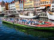 Denmark Open Top Boat Tour