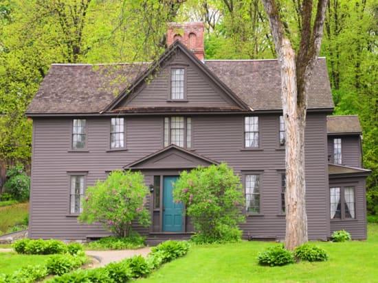 USA_Massachusetts_Louisa May Alcott Orchard House