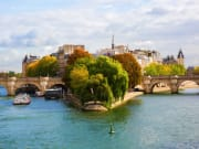 Ile de la Cite, Paris, France