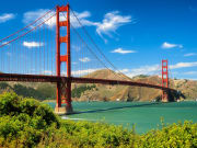 USA_San Francisco_Golden Gate Bridge