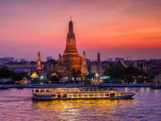 Bangkok Chao Phraya River Buffet Dinner Cruise