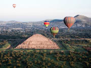 Mexico_Teotihuacan_Hot Air Balloon Ride