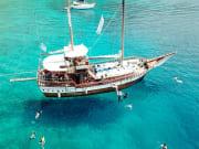 Saronic Islands, Agistri, Moni, and Aegina
