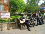 Europe_London_Band on the Run_Abbey Road