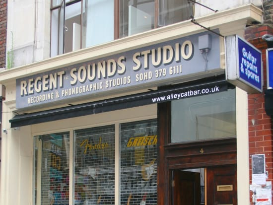 Europe_London_Regent Sound Studio