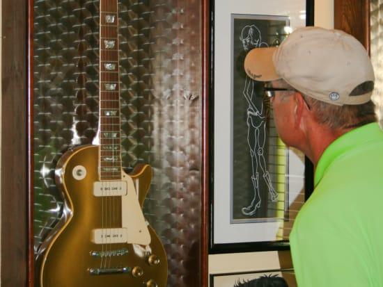 Europe_London_Brian Jones Guitar