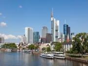 Germany Frankfurt River Main Cruise