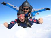 tandem skydiving in perth australia