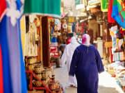 Souk, morocco