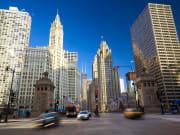USA_Chicago_Magnificent Mile Michigan Avenue