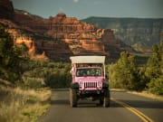 USA_Sedona_Cathedral Rock Jeep tour