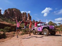 USA_Broken Arrow_Sedona_Jeep Tour